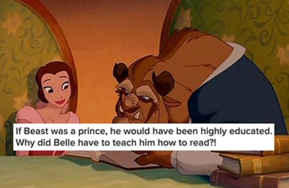 20 pequenos erros nos enredos dos filmes da Disney que me incomodam