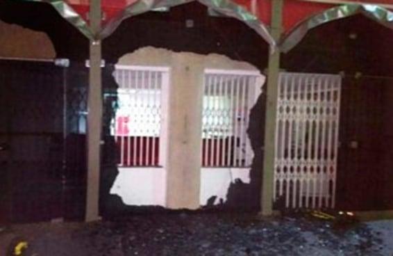Homem que atacou PT carregava bomba com alto poder explosivo, diz perito