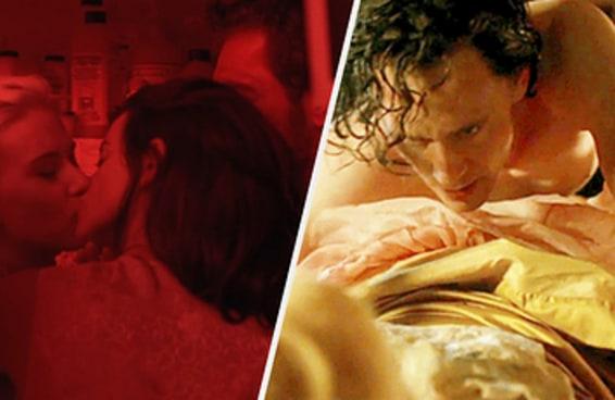 26 cenas de sexo em filmes famosos que são tão picantes que mereciam um Oscar ou algo do tipo