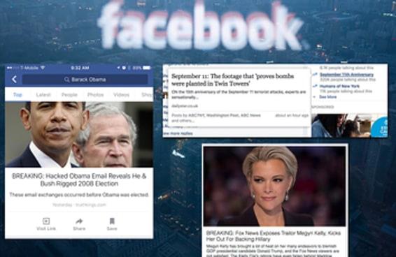 Como as notícias falsas driblam algoritmo do Facebook