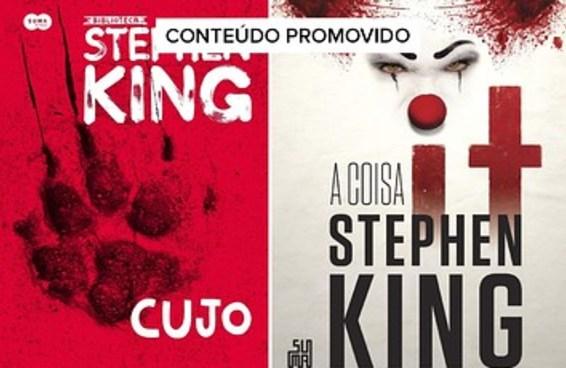 """13 livros do Stephen King para quem adorou """"Doutor Sono"""""""