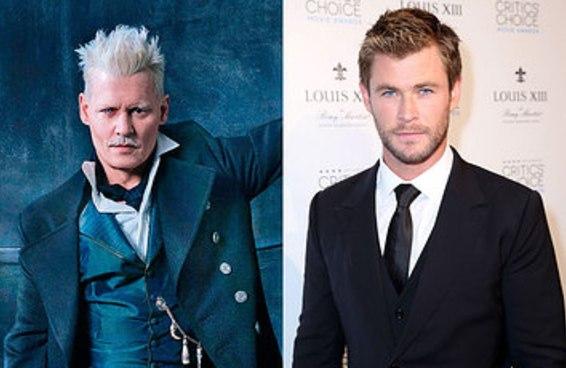 11 atores que poderiam fazer o papel de Grindelwald no lugar de Johnny Depp