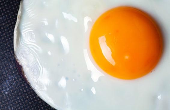 Por favor se retire do Brasil se você não gosta de ovo com gema mole