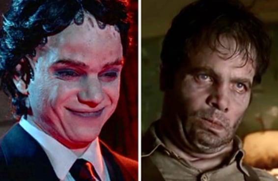 30 personagens assustadores de filmes que não são de terror