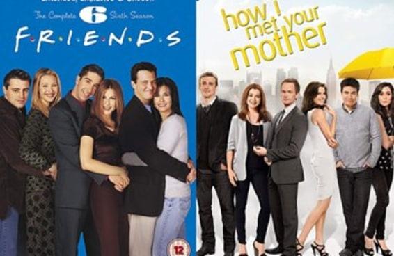 """""""How I Met Your Mother"""" é melhor que """"Friends""""?"""