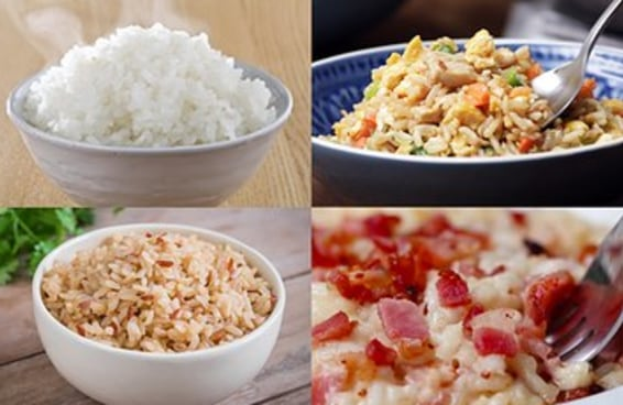 21 receitas fáceis e gostosas de como fazer arroz
