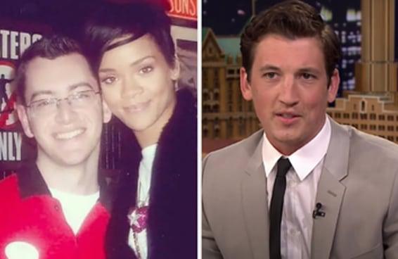 Pessoas revelaram encontros bons e ruins que tiveram com celebridades, e as histórias são incríveis