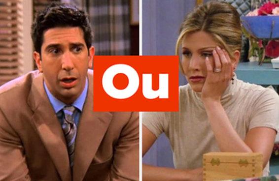 """Tome decisões difíceis e descubra quem é você em """"Friends"""""""
