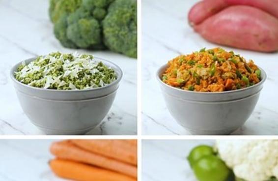 4 Receitas de arroz de vegetais para diversificar seu almoço