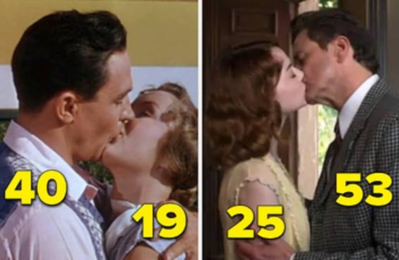 15 diferenças de idade entre atores no cinema e na TV que são muito, muito erradas