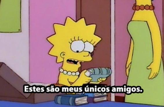 18 vezes em que a Lisa Simpson nos representou