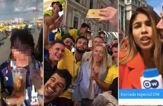 A Copa da Rússia vem sendo vitrine do machismo no futebol, mas isso pode ter um lado bom