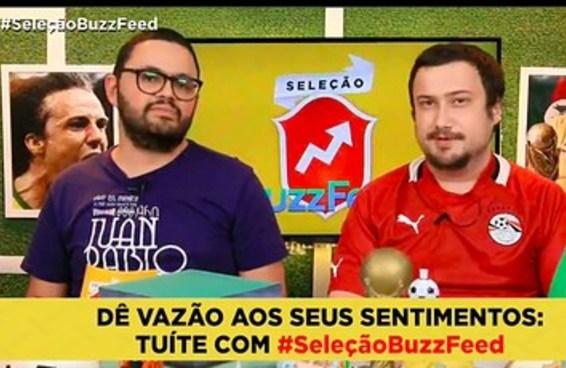 O Seleção BuzzFeed discutiu com quem o Brasil vai jogar a final da Copa