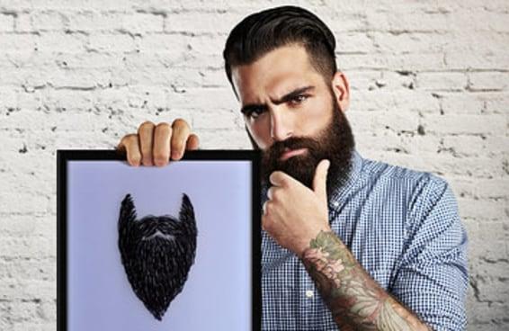 Aqui está um calendário de 2015 que todos os amantes de barba precisam