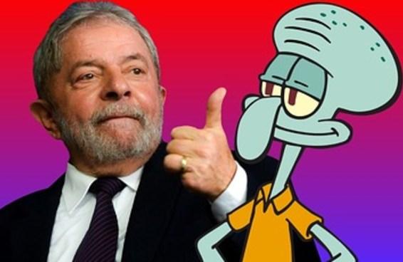 Quem disse isso, Lula ou Lula Molusco?