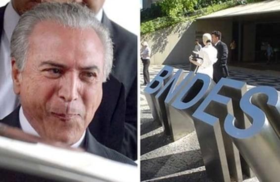 Temer escolhe secretário que criticou indicação política para conselho do BNDES