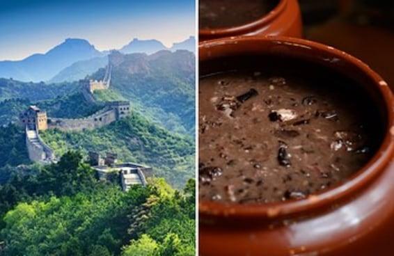 Escolha 6 comidas e diremos qual país você deveria visitar um dia