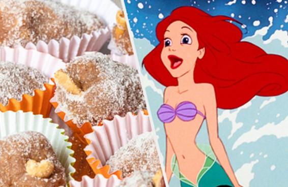 Julgue comidas de festa infantil e descubra que princesa da Disney é você