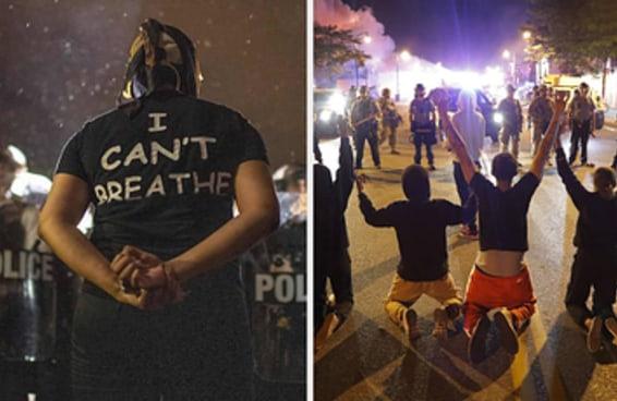 19 fotos impactantes dos protestos do Black Lives Matter que estarão nos livros de História algum dia