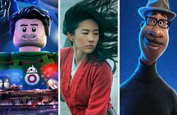 Aqui estão as principais estreias do Disney+ em dezembro
