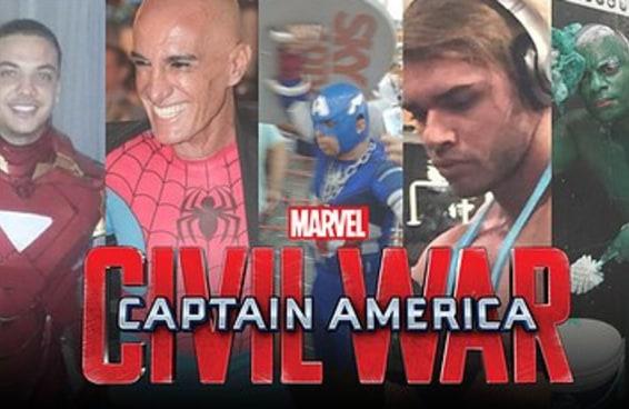 Os Vingadores da Marvel tem sua versão brasileira e você não tinha percebido