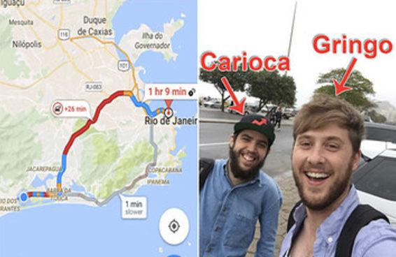 Testamos se os taxistas do Rio dão mesmo golpe nos gringos e isso foi o que aconteceu