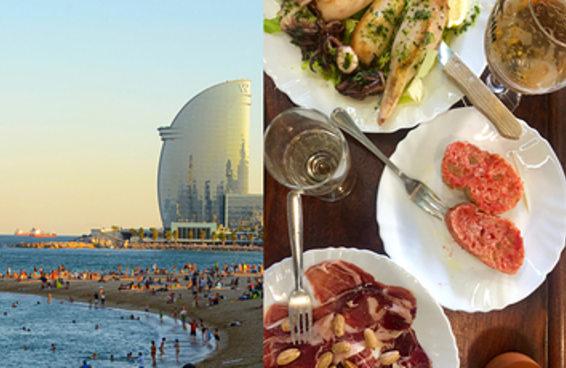 10 lugares para comer os melhores tapas da sua vida em Barcelona