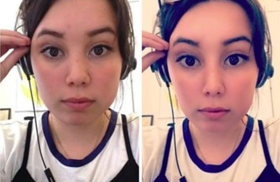 As pessoas acham que os filtros de beleza do Snapchat estão deixando suas peles mais brancas