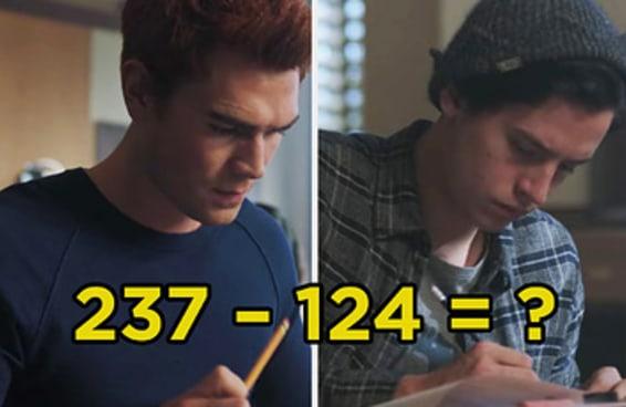 Você consegue passar neste teste de subtração sem usar uma calculadora?