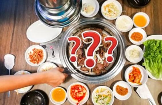 Peça um banquete coreano e vamos dizer sua idade emocional