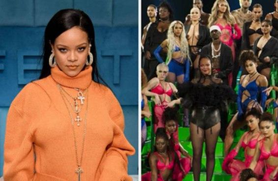 Rihanna comentou sobre criar um império tão inclusivo durante seu desfile mais diversificado e foi MUITO empoderador