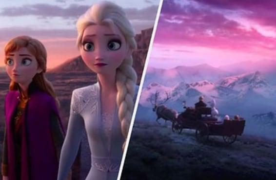 """Caso você não tenha reparado, aqui estão 16 imagens de """"Frozen 2"""" de tirar o fôlego"""