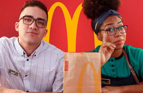 Funcionários do McDonald's respondem tudo aquilo que você sempre quis saber