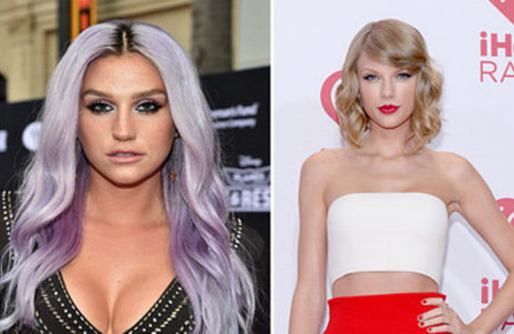 Kesha falou sobre que tipo de amiga a Taylor Swift é