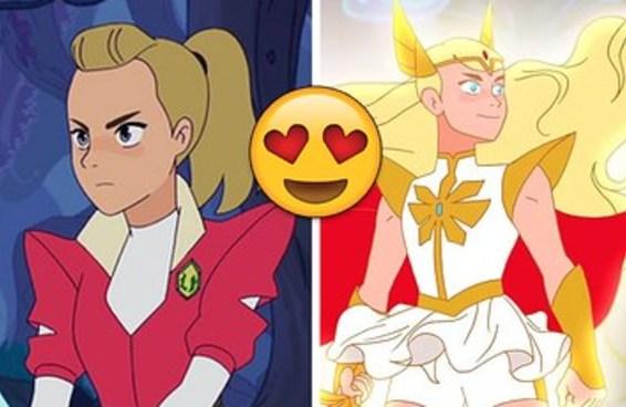 Você é mais She-Ra ou mais Adora?