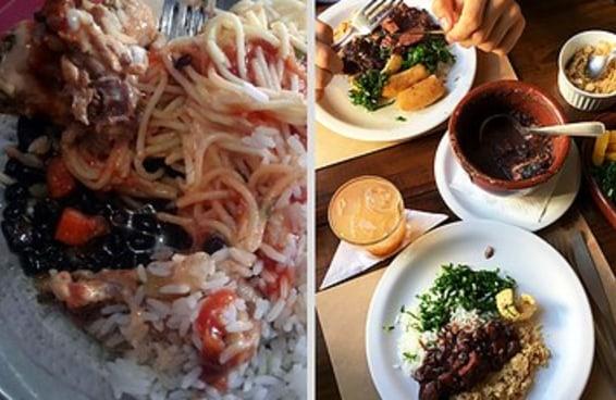 10 fotos de comida brasileira que vão arruinar a sua vida e 10 que vão te salvar