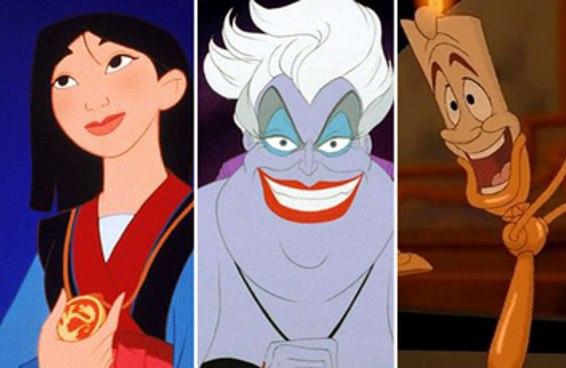 Que combo de princesa, vilão e BFF da Disney você é?