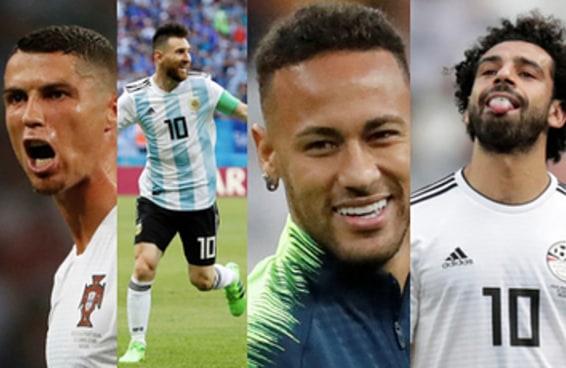 Qual jogador da Copa você é?