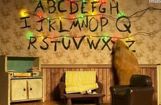 """Essa paródia de """"Stranger Things"""" com hamsters é a coisa mais fofa do mundo"""