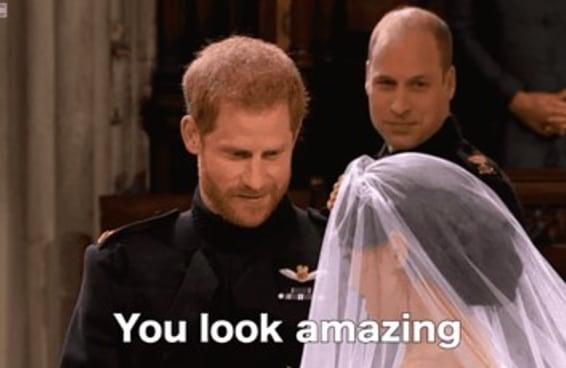 Aqui estão reunidos todos os momentos mais lindinhos do casamento do Príncipe Harry e de Meghan Markle