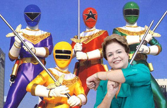 12 fotos da Dilma fazendo um gesto esquisito ao lado de pessoas inusitadas