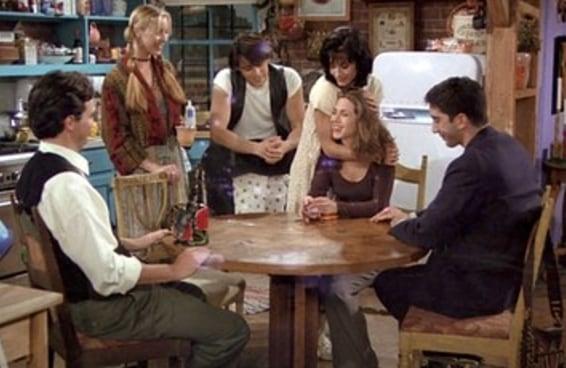 """Só um fã de """"Friends"""" vai acertar 10 questões sobre o primeiro episódio da série"""