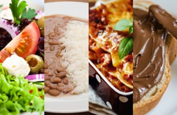 Sua reação a estas comidas vai revelar uma verdade profunda sobre você