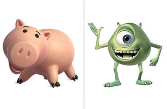 Você só vai gabaritar este teste se tiver visto todos os filmes da Pixar