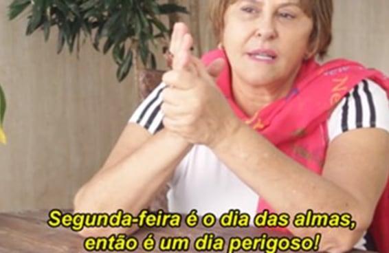 22 recados da sensitiva mais grossa do Brasil