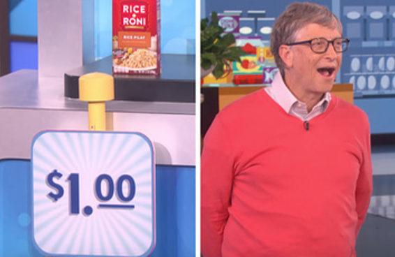 O Bill Gates não tem IDEIA de qual é o preço das coisas no supermercado