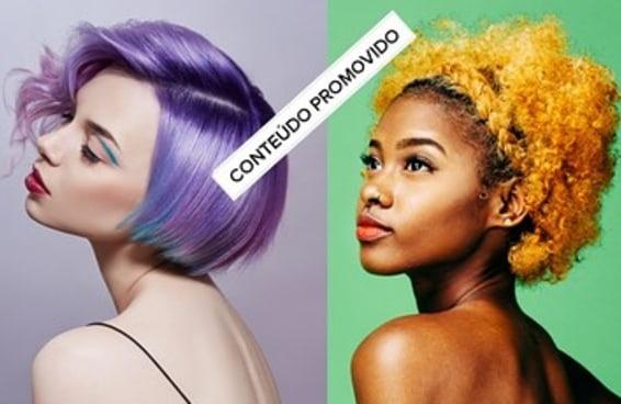 Escolha um cabelo dos sonhos e indicaremos o produto ideal para cuidar dele