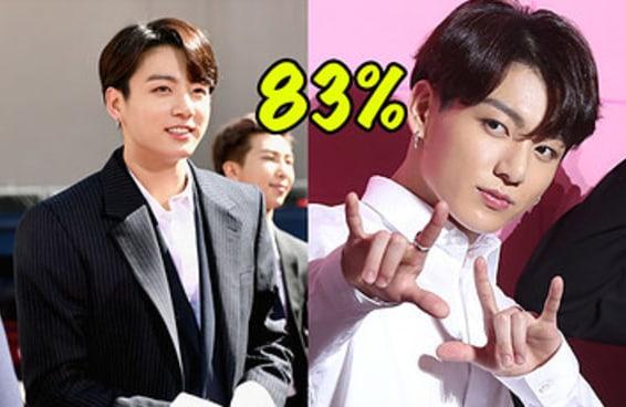 Quantos % Jungkook você é?