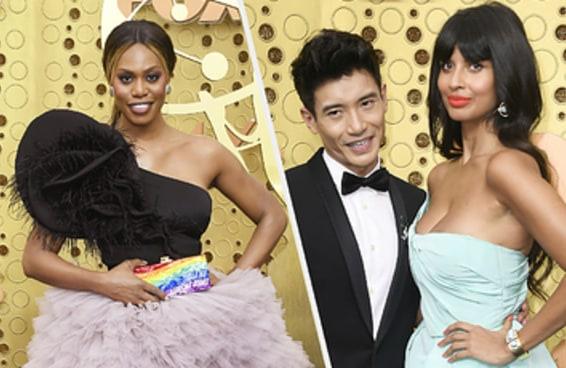 Todos os looks do tapete vermelho do Emmy Awards