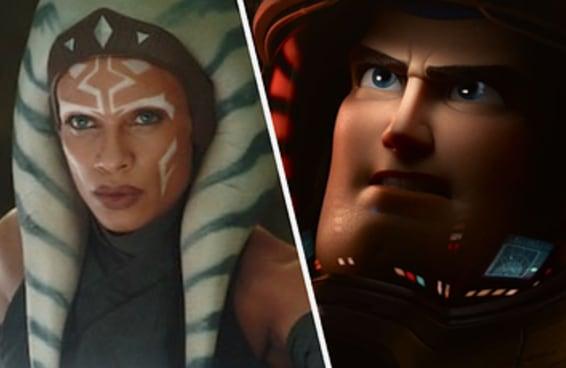Aqui estão as novidades que a Disney anunciou para Star Wars, Pixar, Disney+ e Marvel